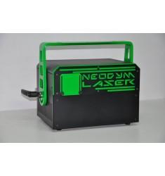 Laser neodym vert 2w