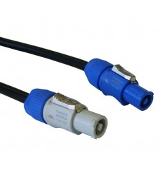 MFX0309 NEUTRIK POWERCON LINK CABLE (MALE-FEMALE)