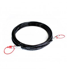 MFX1105 CO2 HIGH PRESSURE HOSE 3/8 MALE - FEMALE