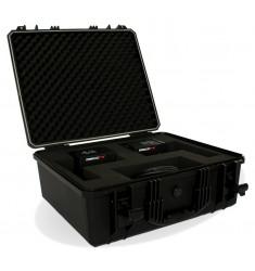 MFX3304 CASE FOR 2 CO2 JETS