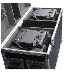 DAP AUDIO Case for 2x Indigo 4600 & 5500