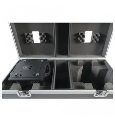 DAP AUDIO Case for 2x Indigo 6500