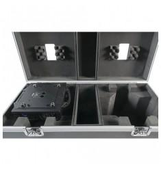 DAP AUDIO Case for 2x Indigo 6500