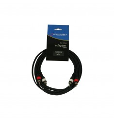 RCA cable 3m (cinch)