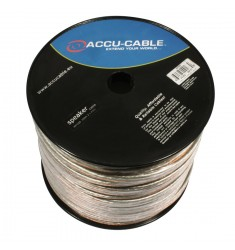 Speaker cable 2x4mm, 100m