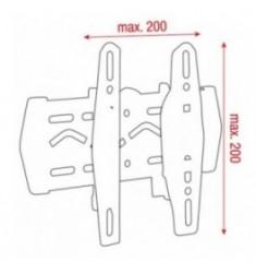 """PLB-2342 LCD Wallmount 23""""-42"""""""