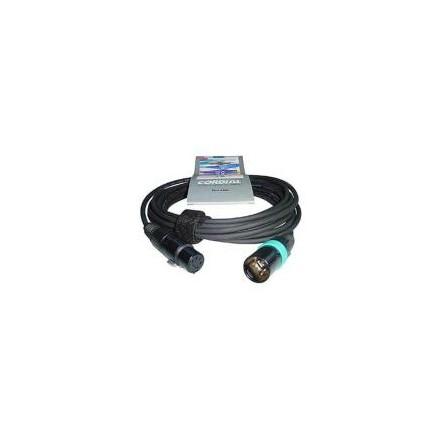 cable dmx 2m