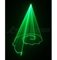 Laser 100mW vert DMX