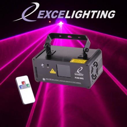 Laser rose P200 Dmx