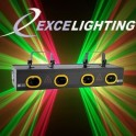 Laser RG de 250 mW