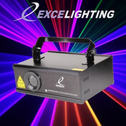 Laser RGB 530mW CLUB 500 RGB III