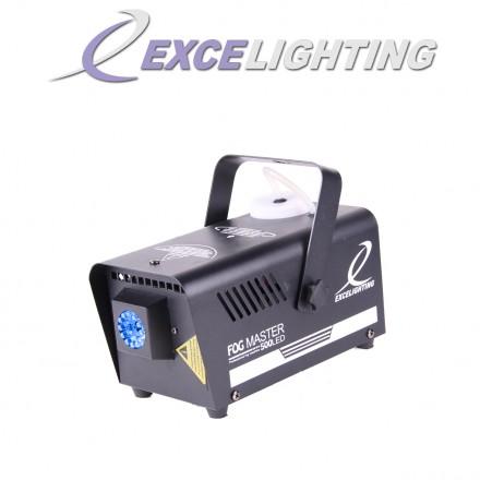 Machine à fumée + éclairage LED