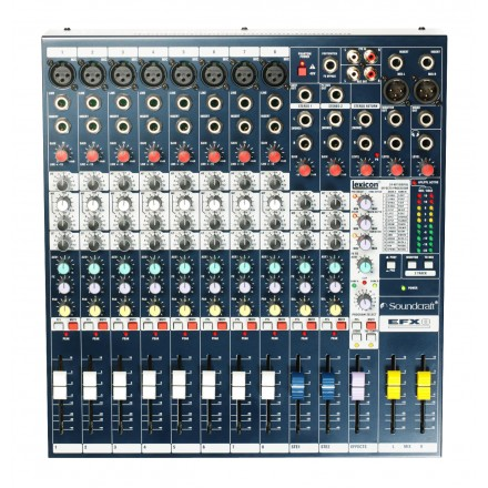 soundcraft EFX 8