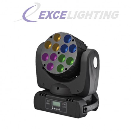 Lyre Led Color Beam 100