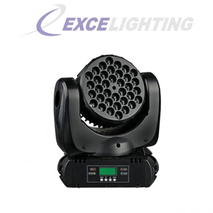 Lyre Led Color Beam 36