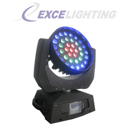 Lyre Led Color Zoom 650